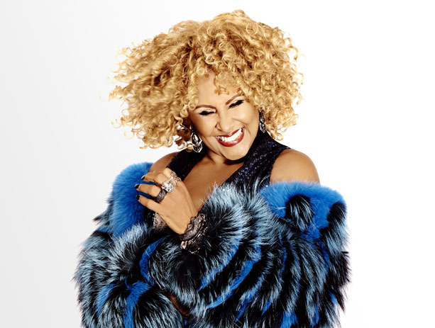 Crispin Performs with Darlene Love